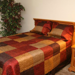 Rock Creek Apartment Bedroom
