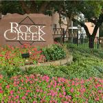 Rock Creek Apartment Community Sign