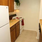Rock Creek Apartment Kitchen
