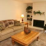 Rock Creek Apartment Living Room