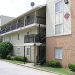Rock Creek Apartment Property View