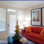 Saxony Apartment Living Room