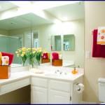 Saxony Apartment Washroom