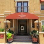 Southern Villas Apartment Entrance