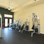 Southern Villas Apartment Fitness Centre