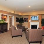 Southern Villas Apartment Living Room