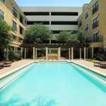 Southern Villas Apartment Pool View