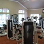 St. Moritz Apartment Fitness Center