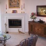 St. Moritz Apartment Living Room