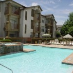 Stone Ridge North Dallas Apartment Pool