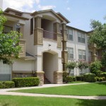 Stone Ridge North Dallas Apartment Property Ground