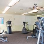 Sunset Oaks Apartment Fitness Center