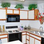 Sunset Oaks Apartment Kitchen