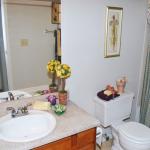 Sunset Oaks Apartment Toilet