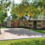 Sunset Oaks Apartment Volleyball Court