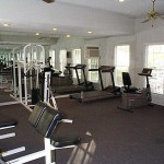 Sutton Place Apartment Fitness Center