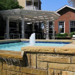 Sutton Place Apartment Fountain