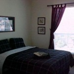 The Brazos Apartment Bedroom