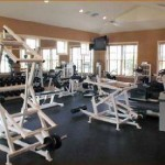 The Brazos Apartment Fitness Centre