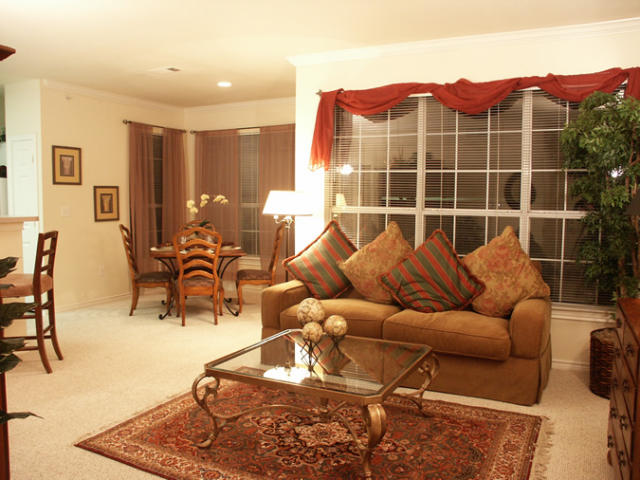 The Brazos Apartment Living Room Apartment In Dallas