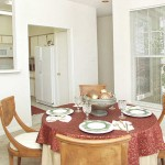 The Brixton Apartment Dining Area