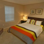 The Manhattan Apartment Bedroom