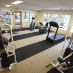 The Manhattan Apartment Fitness Center
