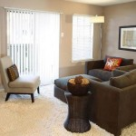 The Manhattan Apartment Living Room.