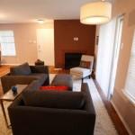 The Manhattan Apartment Living Room