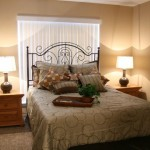 Tiburon Apartment Bedroom