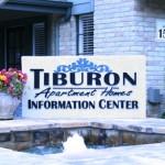 Tiburon Apartment Entrance