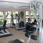 Tiburon Apartment Fitness Center