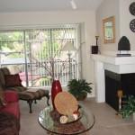 Tiburon Apartment Living Room