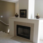Vail Village Club Apartment Fireplace