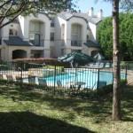 Vail Village Club Apartment Pool Area