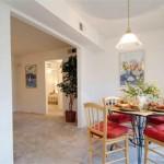Ventana Apartment Dining Room