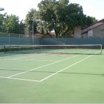 Ventana Apartment Tennis Court