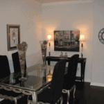 Verona Apartments Dining Room