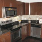 Verona Apartments Kitchen