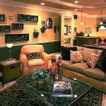 Verona Apartments Living Room