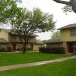 Villas at Monterey Apartment Garden
