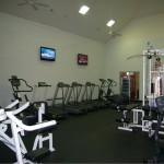 Villas at Montfort Apartment Fitness Centre
