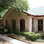 Villas of Bent Trails Apartment Entrance