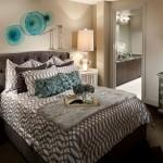 1400 Hi Line Apartment Bedroom