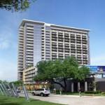 1400 Hi Line Apartment Building Area.