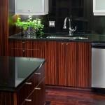 1400 Hi Line Apartment Kitchen.
