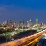 1400 Hi Line Apartment Night View