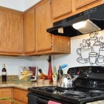 Advenir at Highland Park Apartment Kitchen