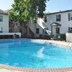 Advenir at Highland Park Apartment Pool
