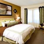 Alta Design District Apartment Bedroom
